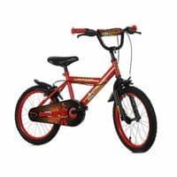 "KIDS CHILDRENS BIKE 12"" RED DUNLOP HERO BICYCLE CYCLE CHILDS BIKES"